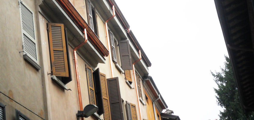 Rifacimento copertura – Reggio Emilia
