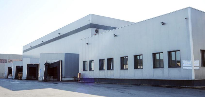 Magazzino Nestlè S.p.A. – Parma