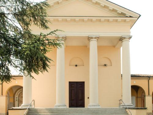 Oratorio Cimitero Parma 1