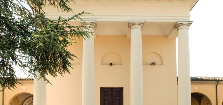 Restauro Oratorio – Cimitero di Parma