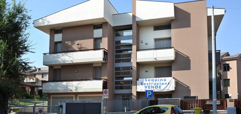 Costruzione Edificio Residenziale – Parma