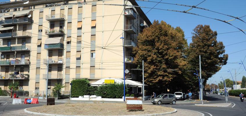 Riqualificazione e costruzione rotatoria – Parma