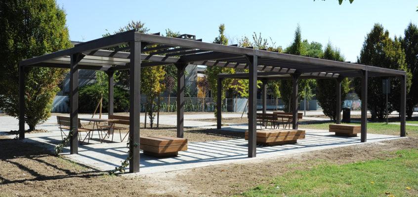 Valorizzazione spazi urbani – Parma