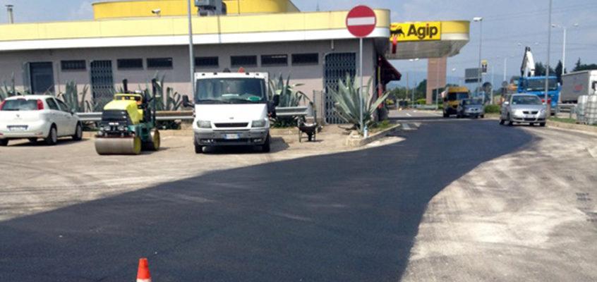Impianto ENI S.p.A. – Vimercate (MI)